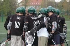 Pierwszy mecz lacrosse w Polsce: Hussars vs Kosynierzy