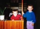 1 - na tym zdjęciu jest dwóch naszych zawodników ;)