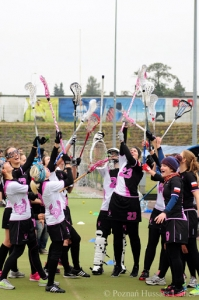 First Girls Lacrosse tournament in Poznan