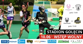 Day with lacrosse at Golęcin